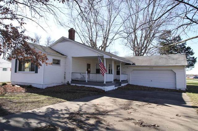 525 N Franklin Avenue, STAUNTON, IL 62088 (#20083335) :: Tarrant & Harman Real Estate and Auction Co.
