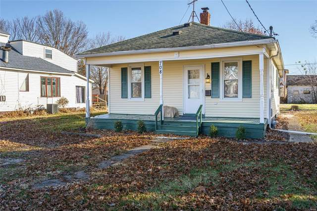 708 N 7th Street, BENLD, IL 62009 (#20083336) :: Matt Smith Real Estate Group