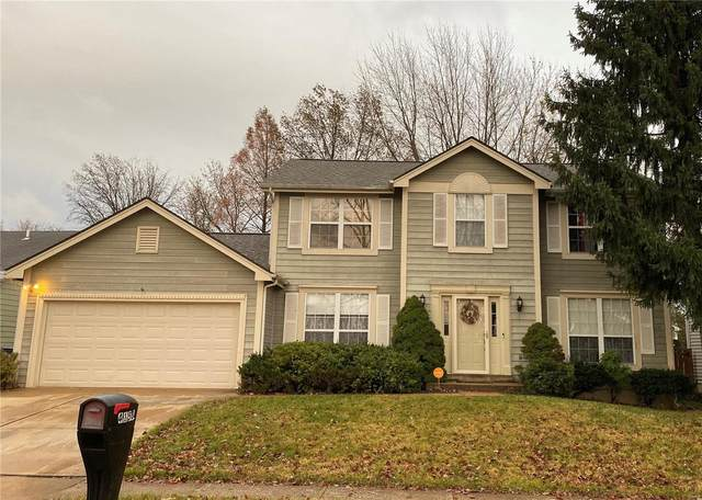 4158 Fox Crossing Drive, Florissant, MO 63034 (#20083372) :: Matt Smith Real Estate Group