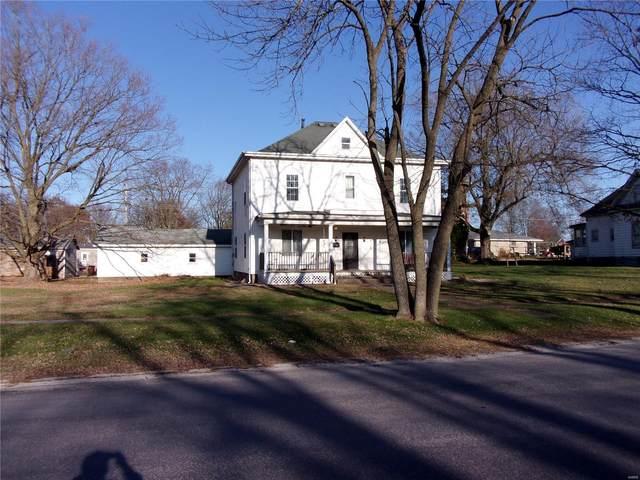311 S Oak Street, NOKOMIS, IL 62075 (#20083393) :: Parson Realty Group