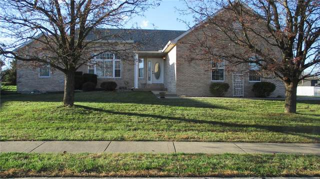 305 Old Homestead Drive, Troy, IL 62294 (#20083409) :: Fusion Realty, LLC