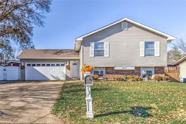 1411 Ticonderoga Drive, Saint Peters, MO 63376 (#20083424) :: Tarrant & Harman Real Estate and Auction Co.