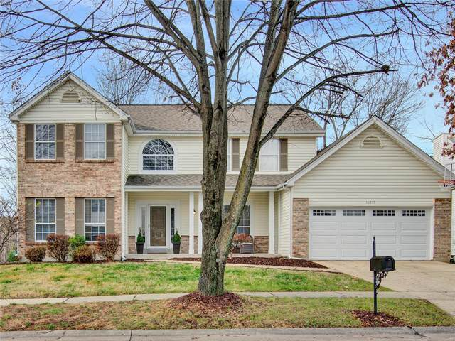 16917 Crystal Springs Drive, Chesterfield, MO 63005 (#20083491) :: RE/MAX Vision