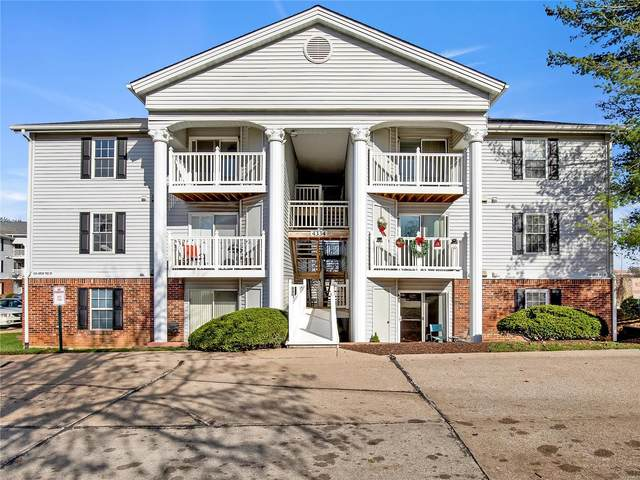 4334 Arrow Tree Drive D, St Louis, MO 63128 (#20083510) :: Tarrant & Harman Real Estate and Auction Co.