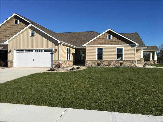 7300 Fulham Lane B, Troy, IL 62294 (#20083553) :: Parson Realty Group
