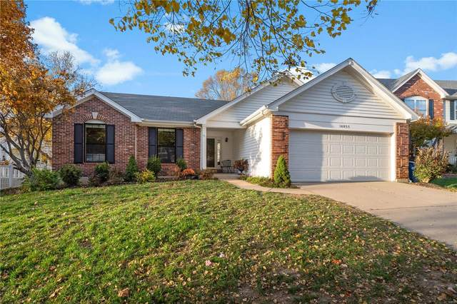 16855 Crystal Springs Drive, Chesterfield, MO 63005 (#20083559) :: Parson Realty Group