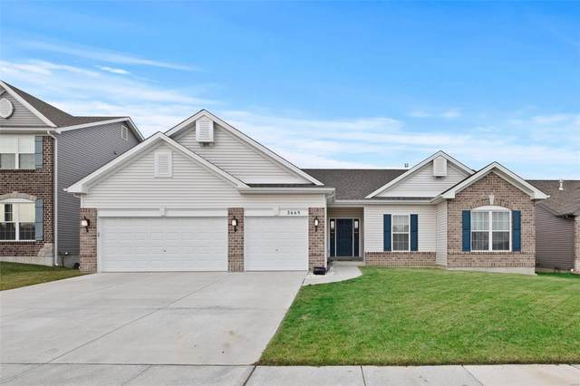 3669 Sweetwater Crossing, Saint Charles, MO 63301 (#20083597) :: St. Louis Finest Homes Realty Group