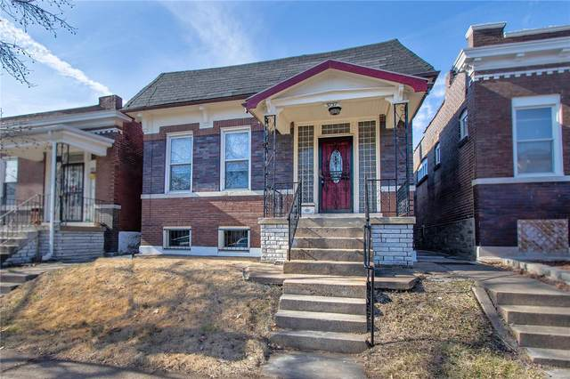 3737 S Spring Avenue, St Louis, MO 63116 (#20083608) :: Walker Real Estate Team