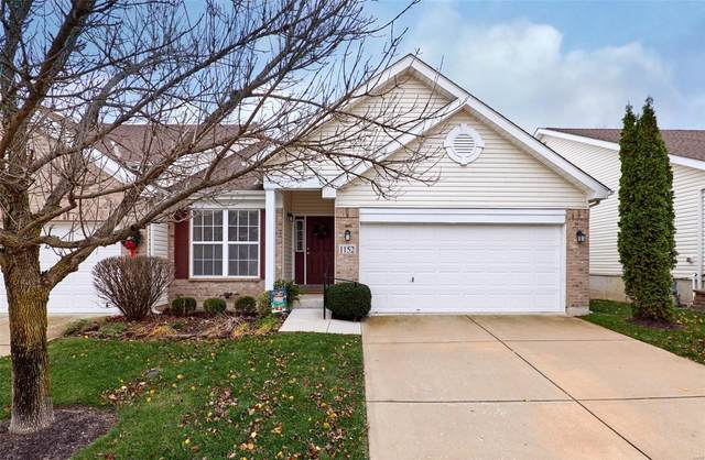 1152 Arbor Place Drive, Manchester, MO 63088 (#20083632) :: RE/MAX Vision