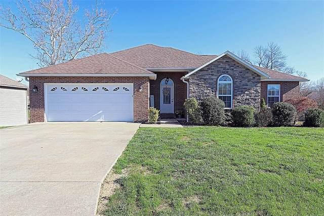133 Key Stone, Jackson, MO 63755 (#20083667) :: Kelly Hager Group | TdD Premier Real Estate