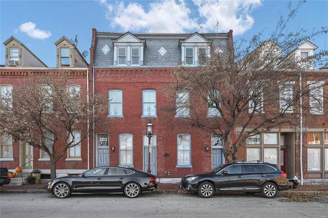 1703 S 11th Street A, St Louis, MO 63104 (#20083696) :: PalmerHouse Properties LLC