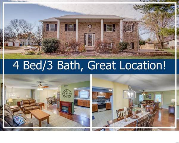 1715 Esic Drive, Edwardsville, IL 62025 (#20083714) :: The Becky O'Neill Power Home Selling Team