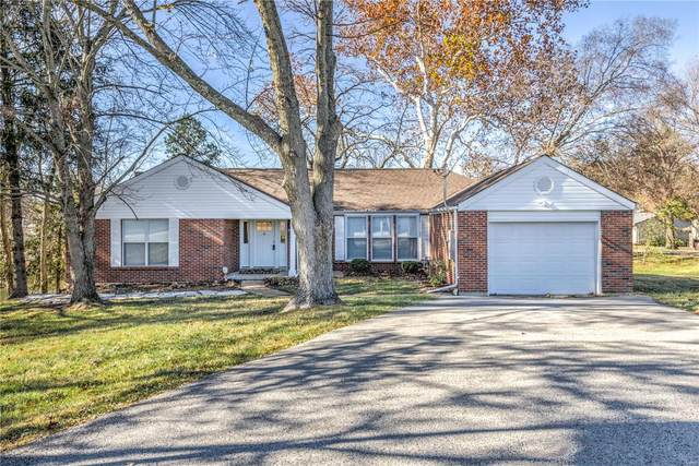 7015 Christopher, St Louis, MO 63129 (#20083725) :: Clarity Street Realty