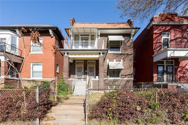 5877 Washington Boulevard, St Louis, MO 63112 (#20083731) :: PalmerHouse Properties LLC