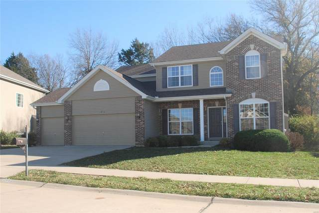 5556 Ashboro Drive, Cottleville, MO 63304 (#20083739) :: Parson Realty Group