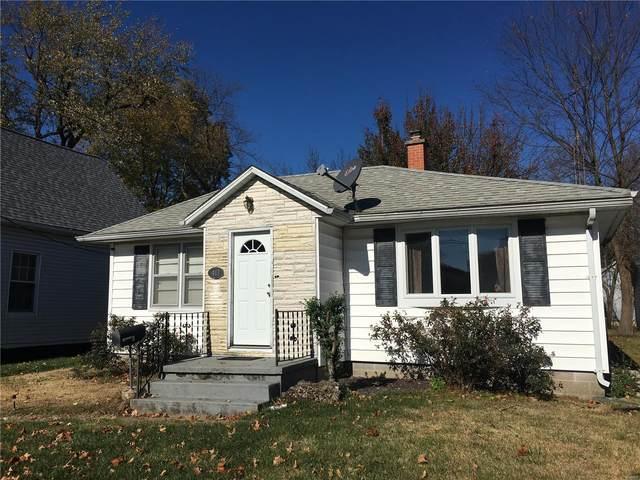 417 E Corwin Street, LITCHFIELD, IL 62056 (MLS #20083800) :: Century 21 Prestige