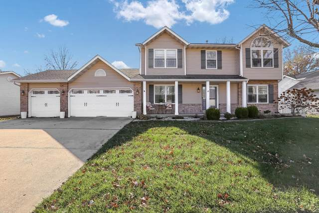 30 Westbrooke, Troy, IL 62294 (#20083837) :: Parson Realty Group