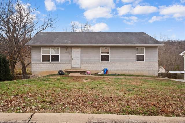 3850 Birch Drive, Imperial, MO 63052 (#20083853) :: Tarrant & Harman Real Estate and Auction Co.