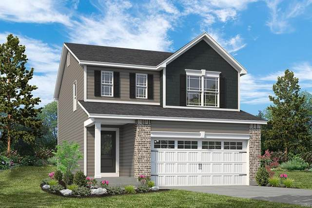 1 Windsor@ Charlestowne, Saint Charles, MO 63301 (#20083902) :: Matt Smith Real Estate Group