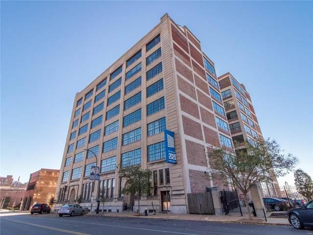 2020 Washington Avenue #210, St Louis, MO 63103 (MLS #20083910) :: Century 21 Prestige