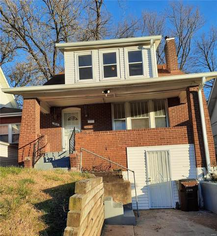 3816 Avondale Avenue, St Louis, MO 63121 (#20083952) :: Parson Realty Group