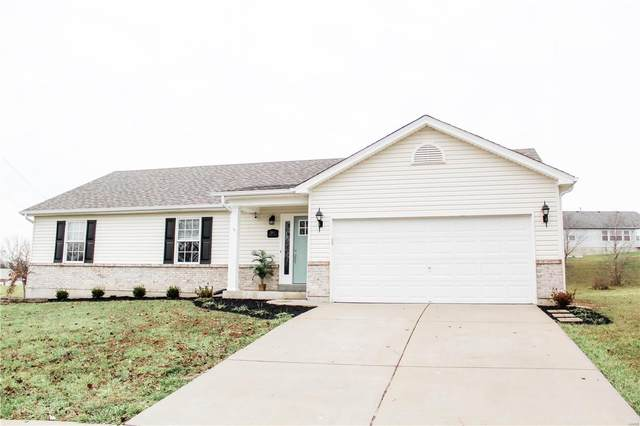 3863 Bedford Pointe Drive, Wentzville, MO 63385 (#20083978) :: RE/MAX Vision