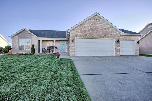 104 Oakshire Drive, Glen Carbon, IL 62034 (#20083981) :: Parson Realty Group