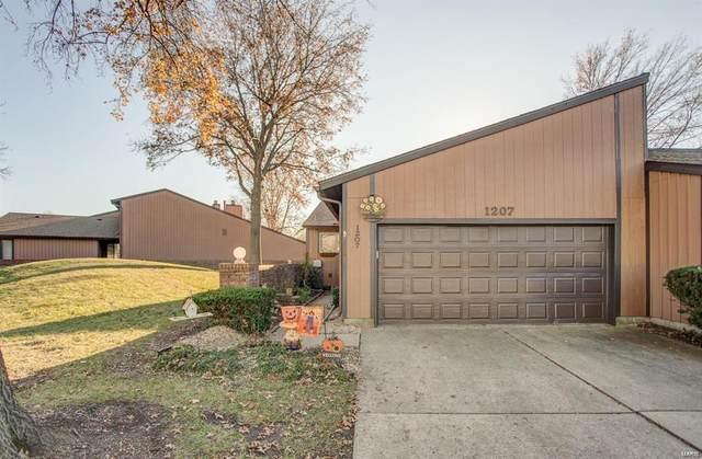 1207 Nancy Drive, O'Fallon, IL 62269 (#20084021) :: Parson Realty Group