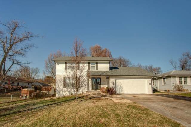932 Mill, Bethalto, IL 62010 (#20084038) :: Parson Realty Group
