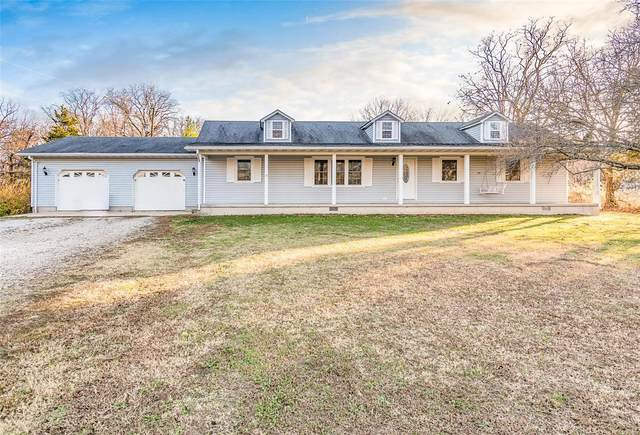 10726 County Road 5280, Rolla, MO 65401 (#20084070) :: Matt Smith Real Estate Group