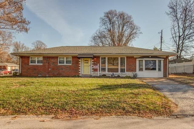 212 Longview Drive, Belleville, IL 62223 (#20084076) :: Tarrant & Harman Real Estate and Auction Co.