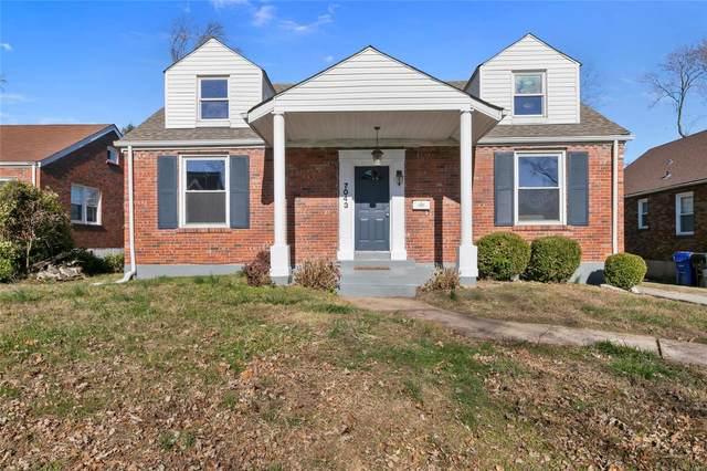 7043 Corbitt Avenue, St Louis, MO 63130 (#20084100) :: Parson Realty Group