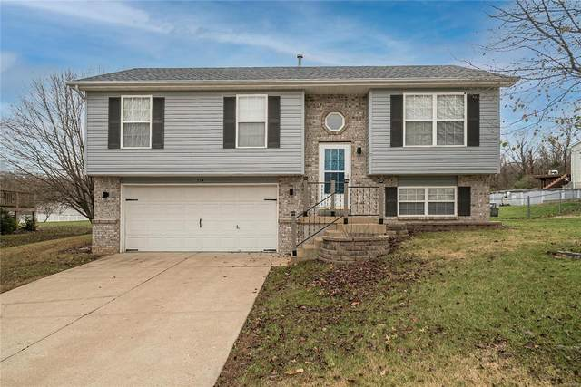 714 Friedberg Dr S, Herculaneum, MO 63048 (#20084102) :: Parson Realty Group