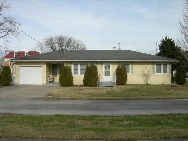 503 Spring Street, EVANSVILLE, IL 62242 (#20084181) :: Realty Executives, Fort Leonard Wood LLC