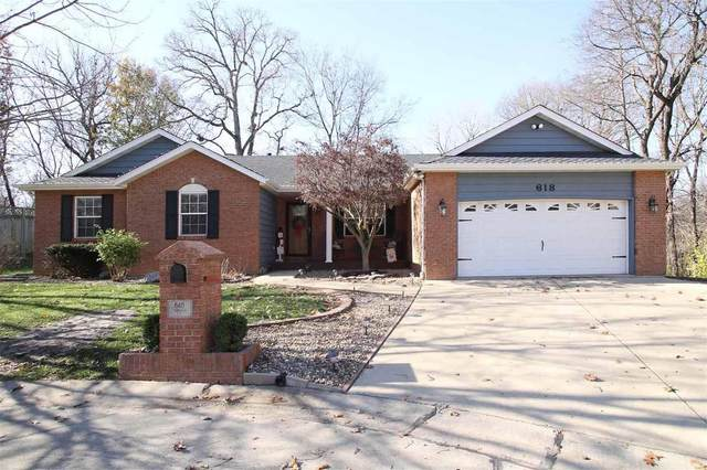 618 Thrush Court, Troy, IL 62294 (#20084211) :: Parson Realty Group