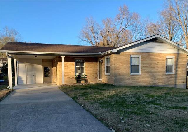 2538 Masters Drive, Cape Girardeau, MO 63701 (#20084217) :: Parson Realty Group
