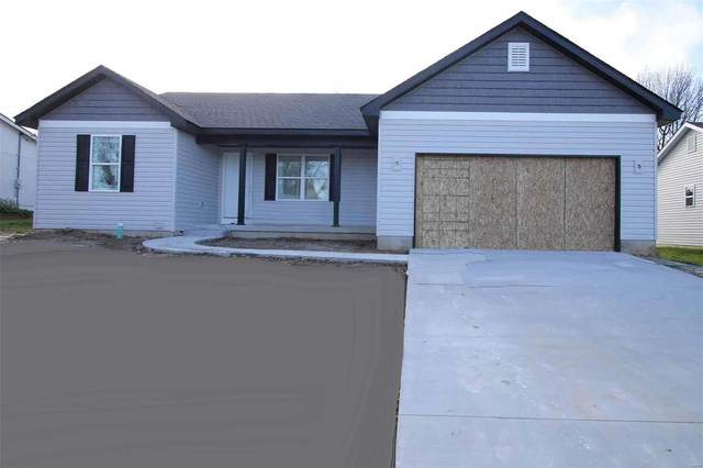 1215 Ranworth Drive, Godfrey, IL 62035 (#20084232) :: Parson Realty Group