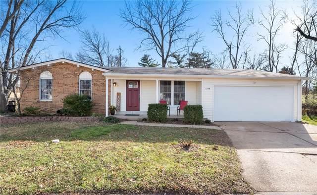 1236 Pequeno Court, Fenton, MO 63026 (#20084239) :: The Becky O'Neill Power Home Selling Team