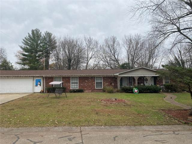 30 Fawnlily, Belleville, IL 62221 (#20084242) :: Fusion Realty, LLC