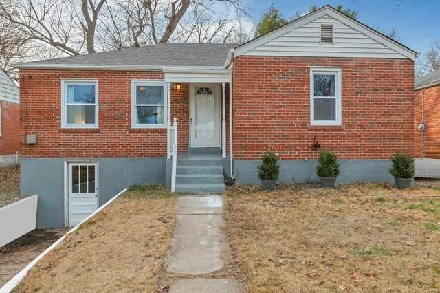245 S Barat Avenue, St Louis, MO 63135 (#20084255) :: Parson Realty Group