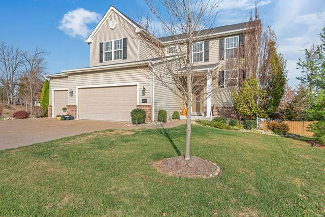 101 Kelcross Dr, Wentzville, MO 63385 (#20084273) :: St. Louis Finest Homes Realty Group