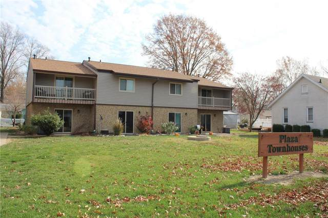1503 Poplar Street #8, Highland, IL 62249 (#20084281) :: Tarrant & Harman Real Estate and Auction Co.