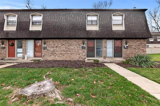 200 Braeshire Drive K, Ballwin, MO 63021 (#20084293) :: St. Louis Finest Homes Realty Group