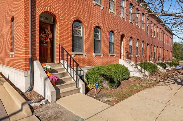 1001 Mississippi Avenue F, St Louis, MO 63104 (#20084309) :: Tarrant & Harman Real Estate and Auction Co.