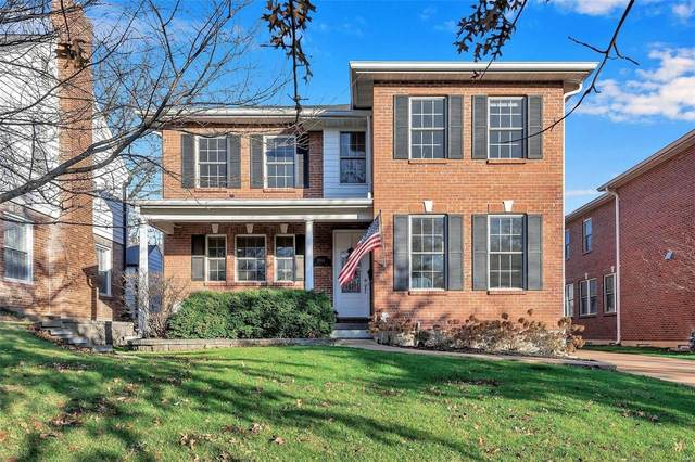 2004 Parkridge Avenue, St Louis, MO 63144 (#20084319) :: Parson Realty Group