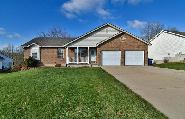531 Eagle Ridge Drive, Union, MO 63084 (#20084338) :: Hartmann Realtors Inc.