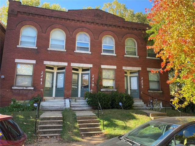 2237 Oregon Avenue, St Louis, MO 63104 (MLS #20084346) :: Century 21 Prestige