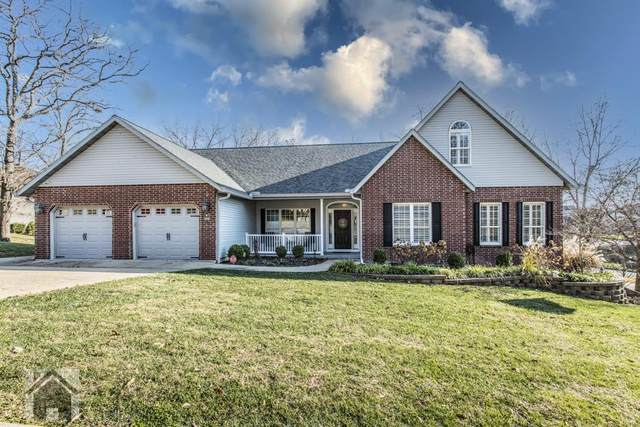 109 Glen Haven Drive, Waynesville, MO 65583 (#20084350) :: Parson Realty Group