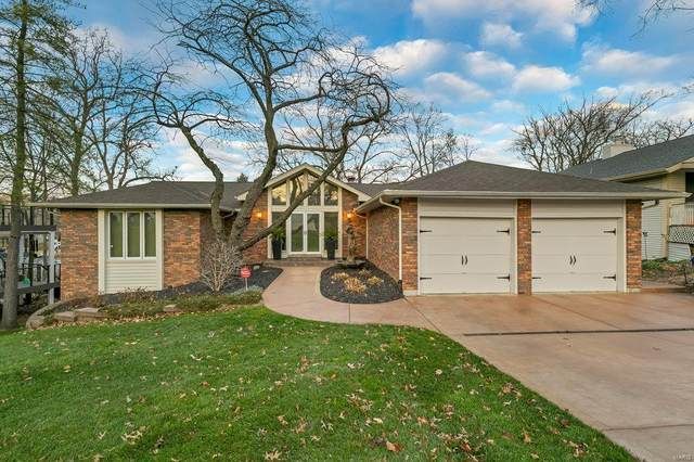 18 Burgundy Drive, Lake St Louis, MO 63367 (#20084388) :: St. Louis Finest Homes Realty Group