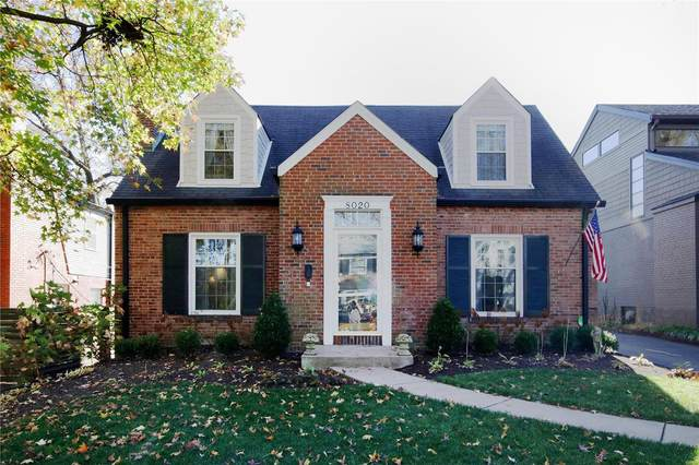 8020 Teasdale Avenue, University City, MO 63130 (#20084394) :: Parson Realty Group